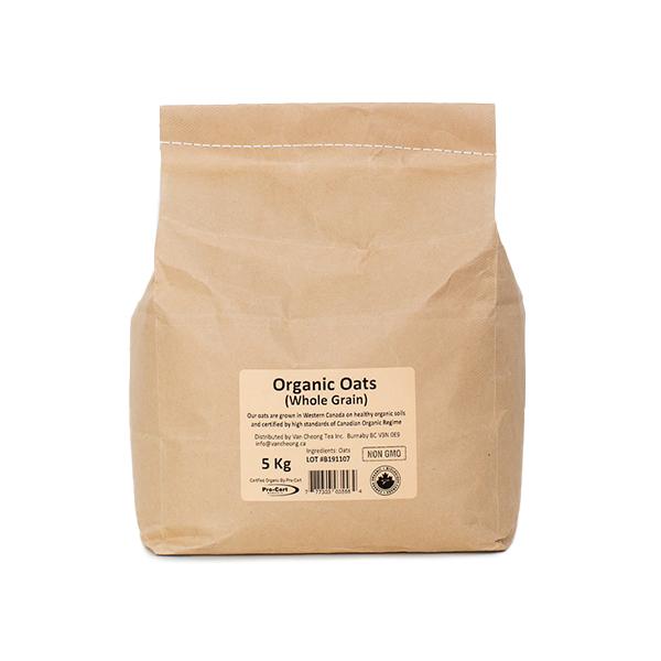 Orgainc Oat (Whole Grain) 5kg Pack