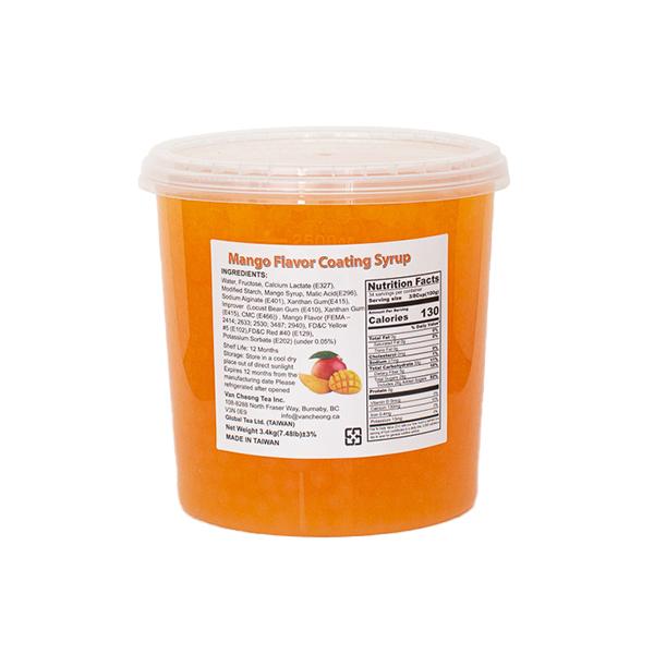 Juicy Boba-Mango